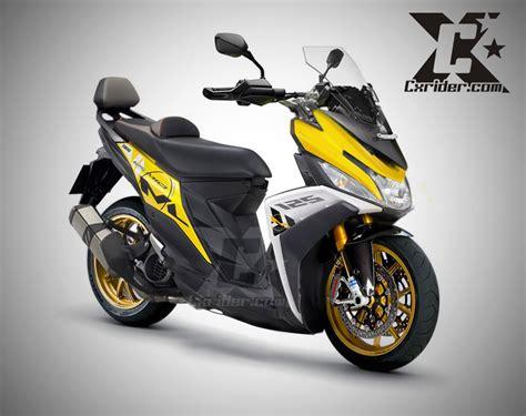 Modifikasi Matic Yamaha by Modifikasi Motor Matic Yamaha M3 Modifikasi Yamaha