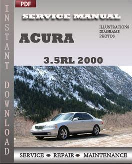 2000 acura rl body repair manual acura repair service manuals pdf acura 3 5rl 2000 workshop repair manual repair service manual pdf