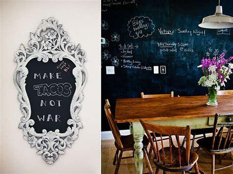chalkboard paint dining table dining table chalkboard paint decoist