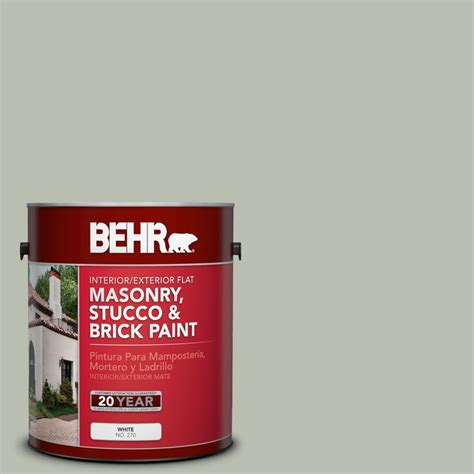 home depot stucco paint colors behr premium 1 gal ms 50 prairie flat interior