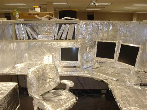 office prank ideas desk 50 ways to liven up your working day at the office the poke