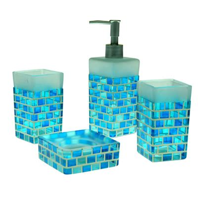 bathroom accessories blue an overview of blue bathroom accessories bath decors