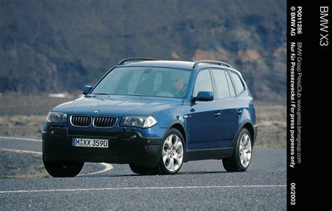 Bmw E83 by Bmw X3 E83 2004 2005 2006 2007 Autoevolution