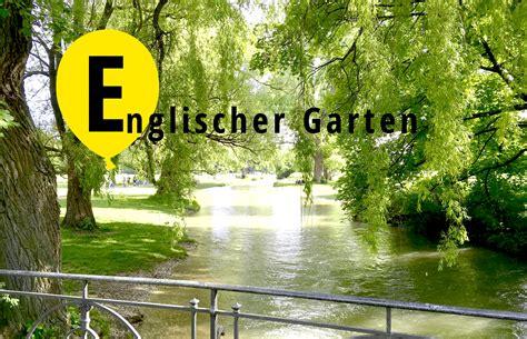 Englischer Garten München Attraktionen by Das M 252 Nchen Abc E Wie Englischer Garten Mit Vergn 252