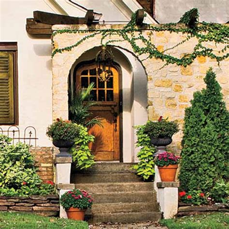 home entrance decorating ideas house entrance and front door decoration ideas 20
