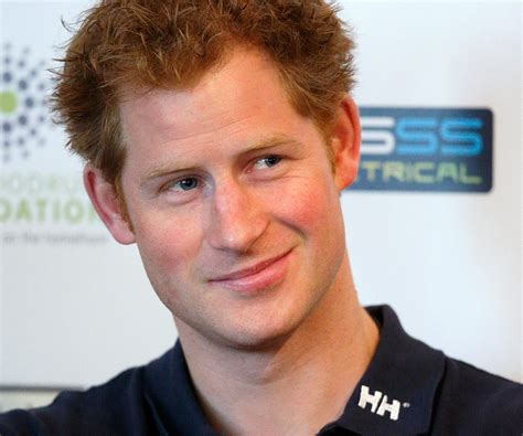 prince harry s prince harry supports ex cressida in play