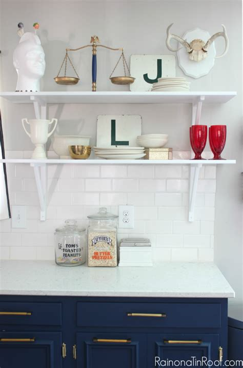 open shelving for kitchen 8 ways to style open shelving in the kitchen run to radiance