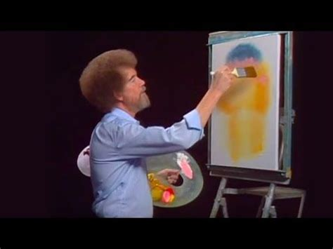 bob ross painted gold pan 1000 images about painting on the of