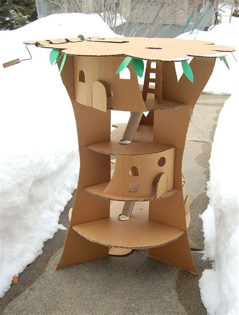 cardboard craft projects 22 toys you can make from cardboard boxes