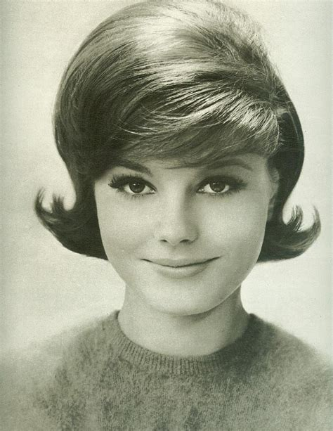 skunk haircuts of 50s and 60s classic early 60 s hairstyle from seventeen august 1962