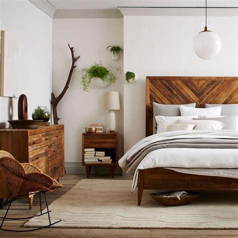 wooden furniture design for bedroom best 25 west elm bedroom ideas on mid century