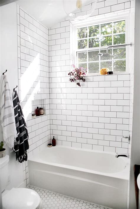 bathroom subway tile designs best 25 white subway tile bathroom ideas on