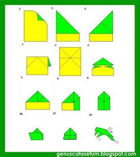 katak origami gc katak oh katak bhg 2
