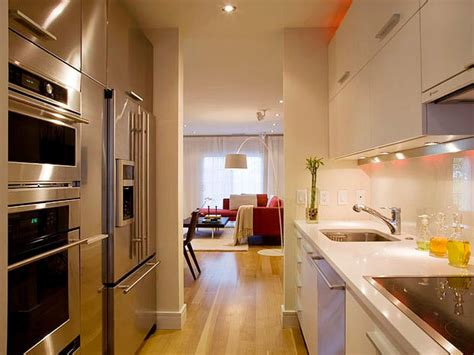 designing a galley kitchen can be galley kitchen designs hgtv