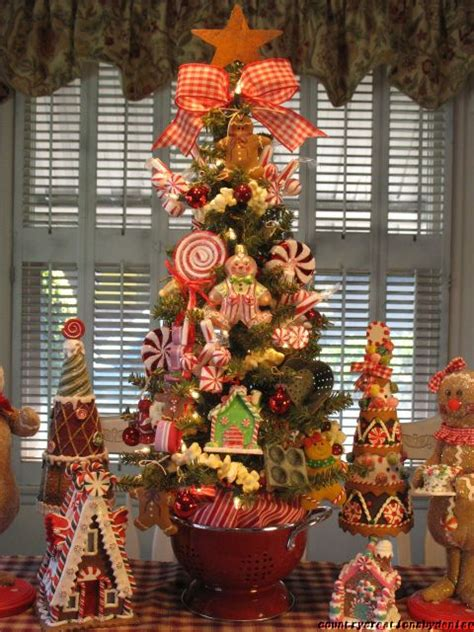 gingerbread themed tree collection gingerbread themed tree pictures
