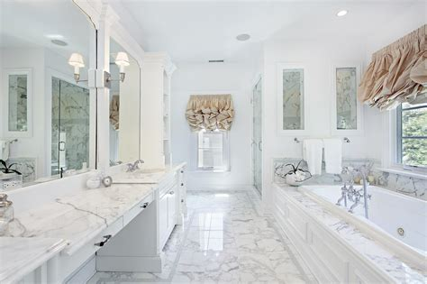 White Spa Bathroom by White Bathroom Designs That Will Inspire Your Next Renovations