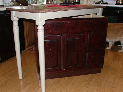 how to build a kitchen island table building a kitchen island rizzo