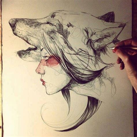 33 best wolves are magic images on pinterest draw