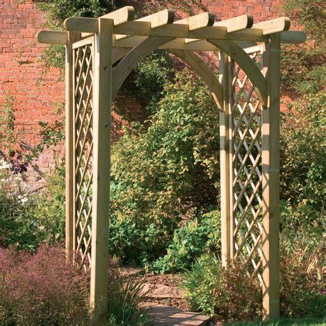 Garden Arbor Archway Garden Trellis Pergola Premier Pergola Arch Buy Fencing
