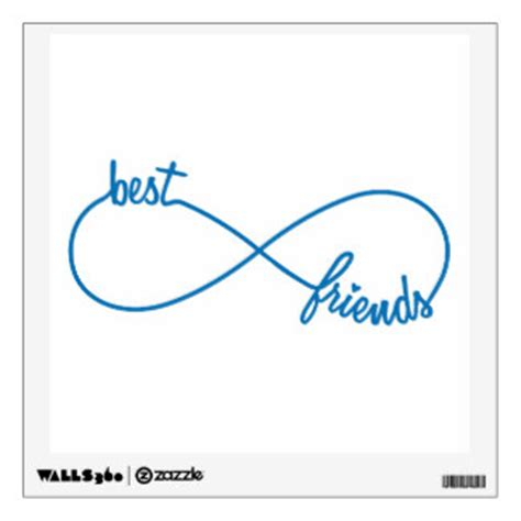 best wall stickers best friend wall decals wall stickers zazzle