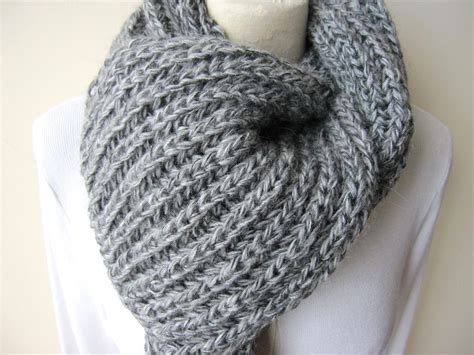 knitted scarf grey scarf 2013 fashion gray knitted scarves by