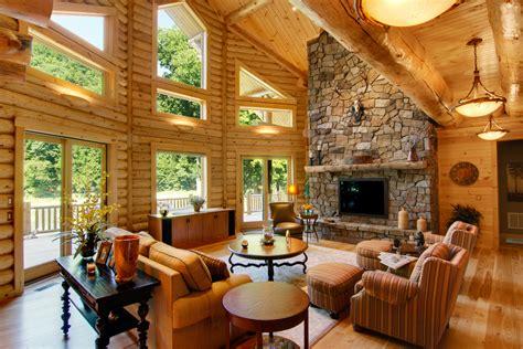 home interior images photos log home interiors high peaks log homes