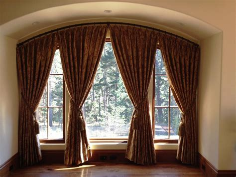 curved curtain rod for bow window 100 curved curtain rod for arch window coffee