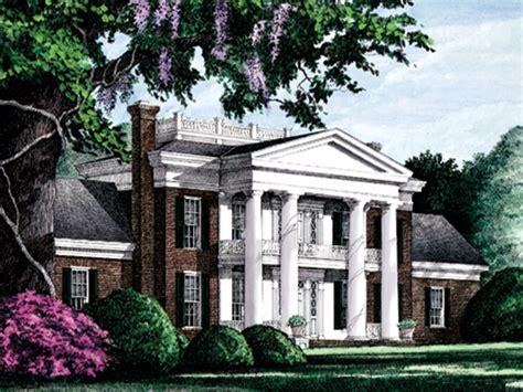 plantation house plans elwood luxury plantation home plan 128d 0005 house plans and more