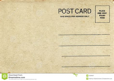 post card 1920 s postcard tone royalty free stock