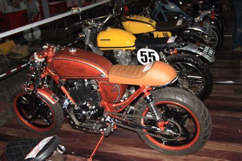 Tempat Modifikasi Motor by Koleksi Tempat Modifikasi Motor Cafe Racer Di Jakarta