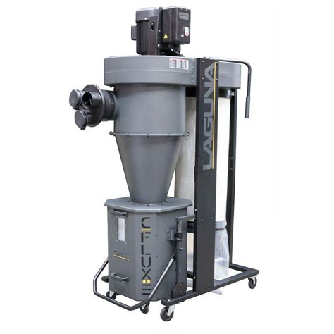 cyclone dust collectors for woodworking c flux 3 cyclone dust collector laguna tools