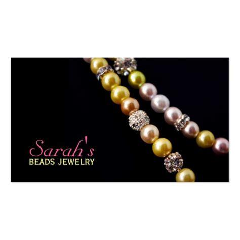 jewelry business jewelry business card zazzle