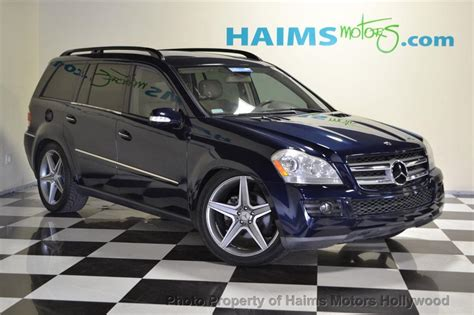 2007 Mercedes Gl450 Reviews by 2007 Used Mercedes Gl Class Gl450 4matic 4dr 4 7l At