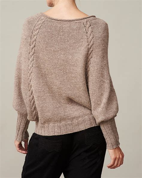 sewing raglan sleeves knitted sweater s dolman sleeve sweater pdf knitting pattern cable