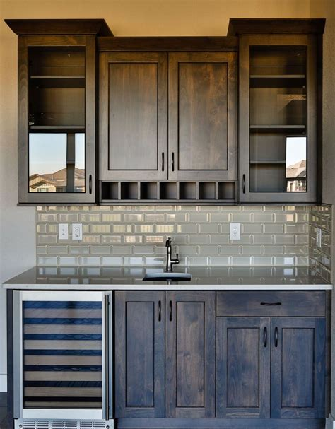 kitchen bar cabinet ideas 17 best ideas about bar cabinets on bar
