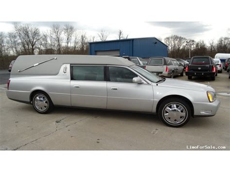 2000 Cadillac For Sale by Used 2000 Cadillac De Ville Funeral Hearse Accubuilt