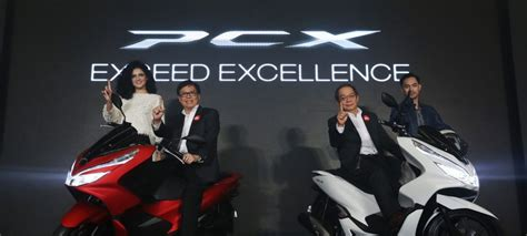 Pcx 2018 Otr Bandung by Jadi Kebanggaan Ahm Luncurkan All New Honda Pcx Produksi