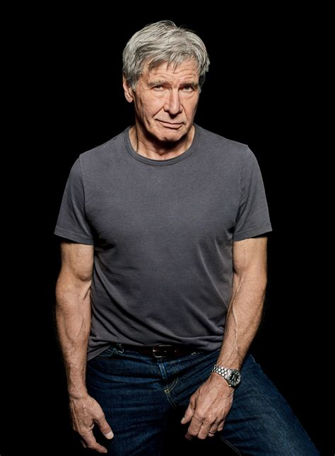 Harrison Ford by Harrison Ford Talks Wars Carrie Fisher And More In