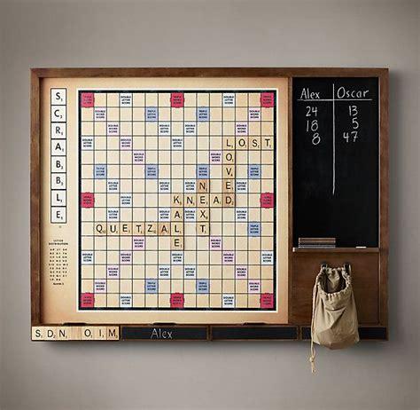 magnetic scrabble board for wall 25 best ideas about magnetic scrabble board on