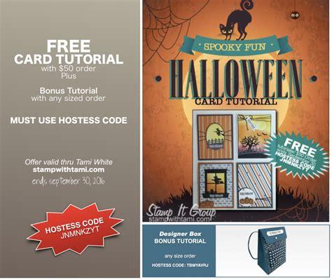 free card tutorials free tutorials spooky card tutorial backpack box