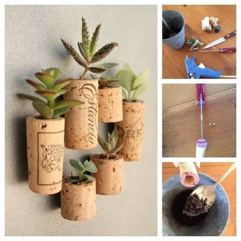 cork craft projects the bloomin cool craft ideas with wine corks