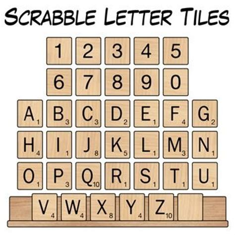 fill in scrabble board scrabble letter tiles clip woods clip and