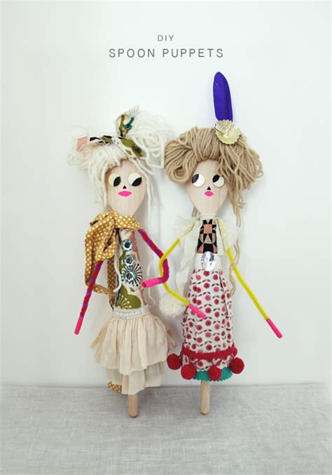 doll crafts for stunning spoon dolls crafts