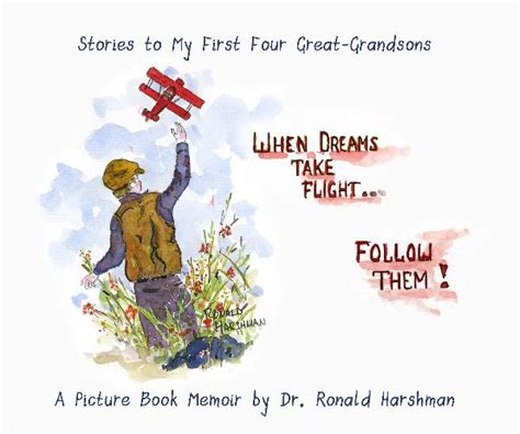 my picture book ca stories to my four great grandsons by dr ronald