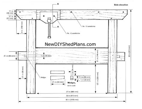 woodworking workbench plans free small woodworking bench plans woodideas