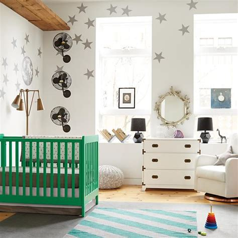 green baby crib modern wooden carousel baby crib green the land