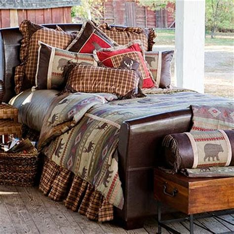 rustic comforters sets heartland rustic bedding comforter sets drapes