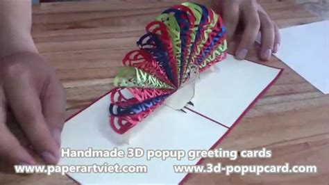 how to make 3d pop up greeting cards pop up 3d greeting card paper viet co ltd