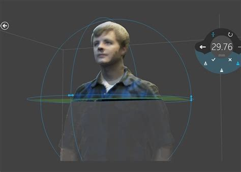 one scans create your own size colour 3d scan using kinect