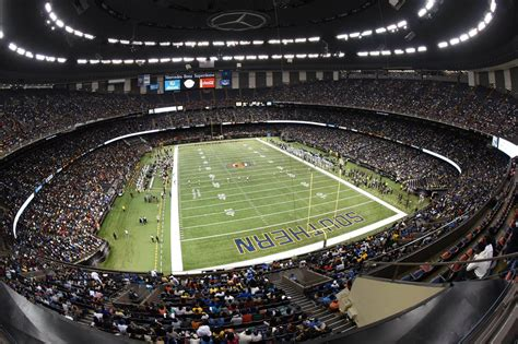 Where Is The Mercedes Superdome by Master Plan Set For Mercedes Superdome Football